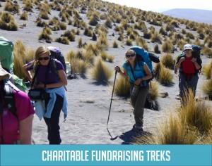Charitable Fundraising Treks
