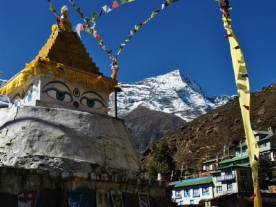 Buddhist architecture in the Himalayas